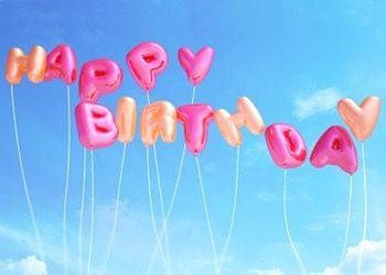 Specialty Balloon Printers Say Happy Birthday